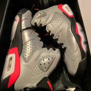 Jordan 6 reflection